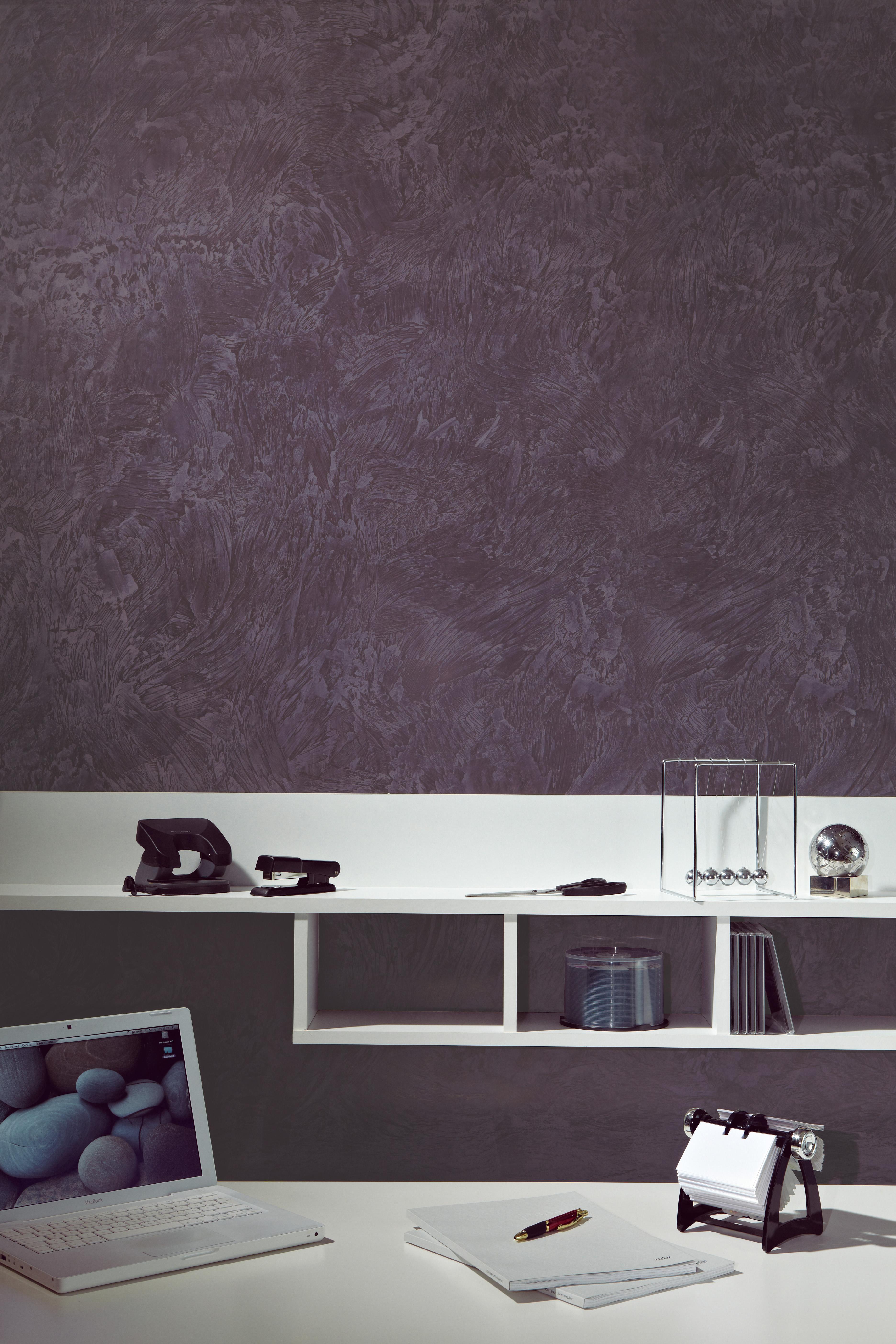 Beton Optik Ist Eine Außergewöhnliche Wandgestaltung, Die Durch Ihre  Zurückhaltung Besticht.