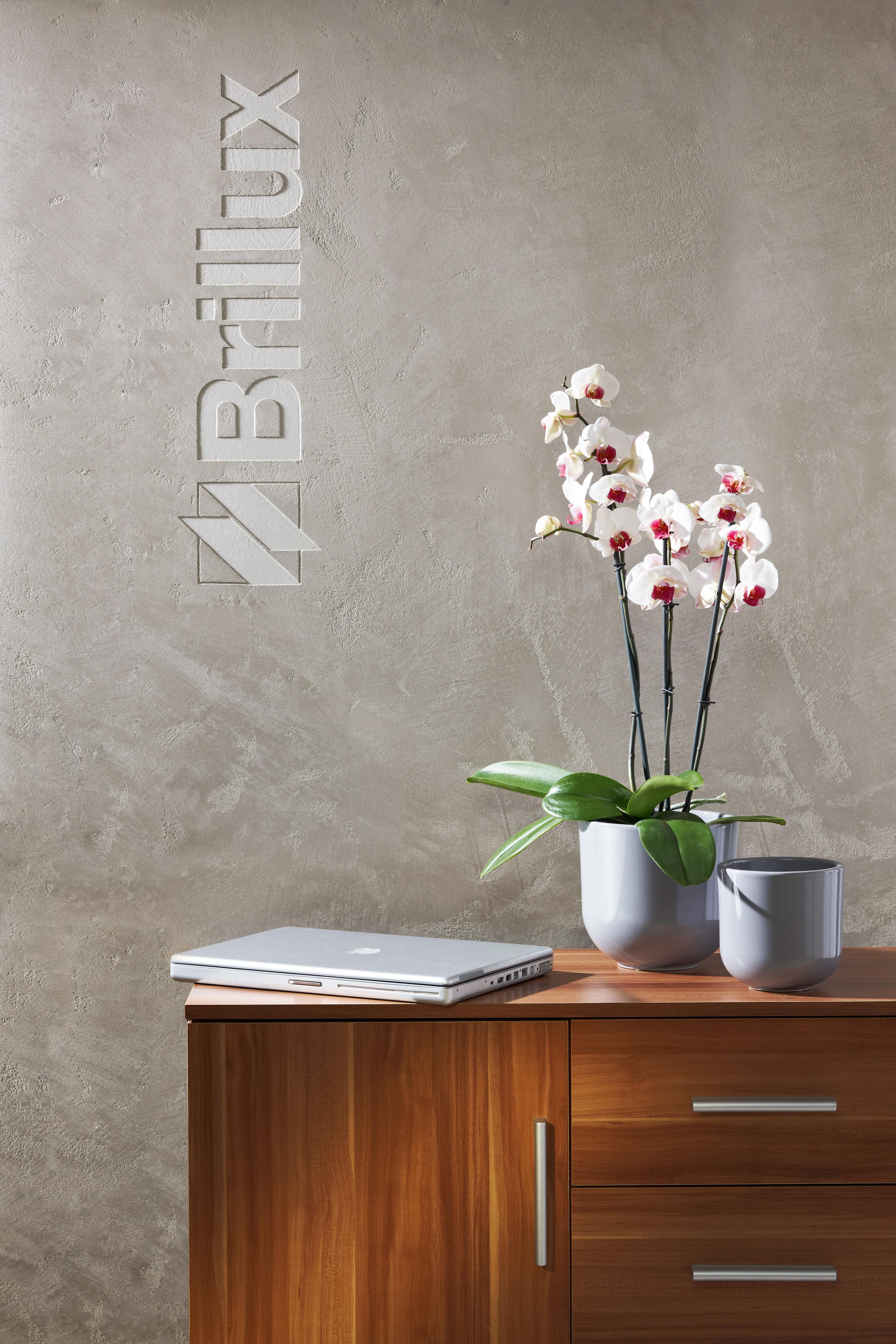 Beton Optik Ist Eine Außergewöhnliche Wandgestaltung, Die Durch Ihre  Zurückhaltung Besticht. So Klar Und Pur Wie Nordisches Design.